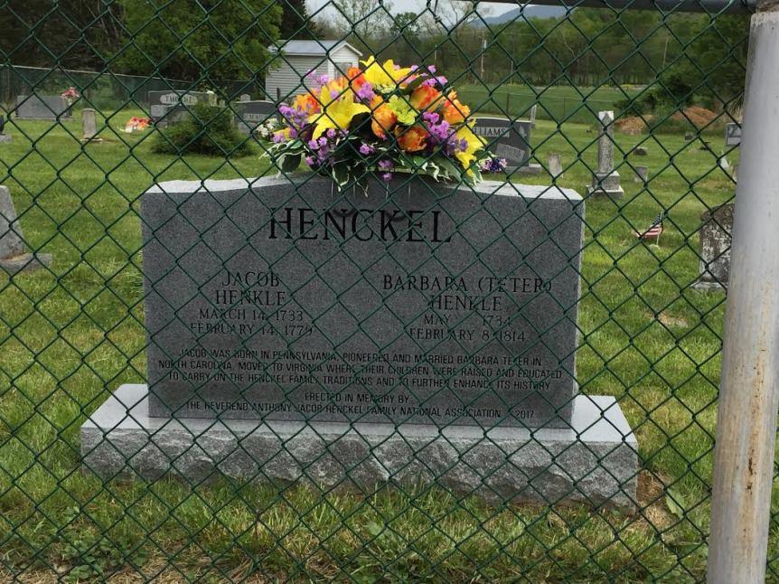Jacob Henkle Memoial Brake Church, WV